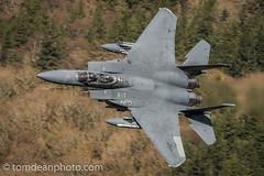 USAF F-15E Strike Eagle (Tom Dean.) Tags: roundabout 500knots 500feet 500mm 003004 lfa 2016 april machloop f15 eagles nikkor d810 nikon strike eagle f15e