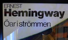 P1000640 (Ken-Zan) Tags: ernest hemmingway title letters text kenzan ljunghav