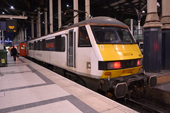 Abellio Greater Anglia 90011 East Anglia Daily Times (Will Swain) Tags: london liverpool street station 14th january 2017 lst train trains rail railway railways transport travel uk britain vehicle vehicles country england english greater capital city south east aga abellio anglia 90011 daily times