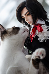 ^_^ (Suliveyn) Tags: bjd doll dollmore ripley days cat