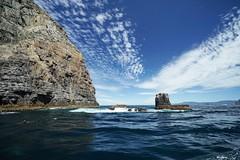 Tasmanian coast, Australia (RodShot) Tags: coast tasmania australia ocean water sea cloud sky
