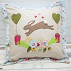 "Bunny Love Cushion Cover • <a style=""font-size:0.8em;"" href=""http://www.flickr.com/photos/29905958@N04/32114842762/"" target=""_blank"">View on Flickr</a>"
