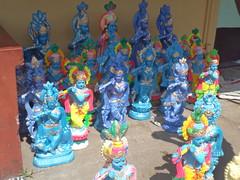 DSC01907 (bhagwathi hariharan) Tags: ganpati ganpathi lordganesha god nallasopara nalasopara pooja idols