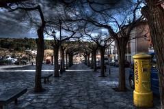 Pastrana (Jotha Garcia) Tags: pastrana castillalamancha españa spain hdr nikon d3200 nikond3200 jothagarcia pueblo town arboles trees winter invierno enero january 2017 cielo sky flickrunitedaward
