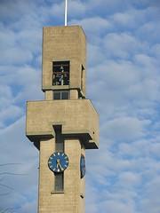 14:30 not 16:26 (streamer020nl) Tags: tower tour turm toren kerktoren clock klok time uhr horloge flevoland 2017 klokken carillion carillon