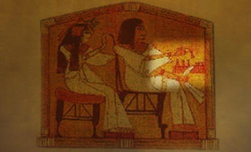 "Senet - Lujoso sistema de objetos lúdicos obsequio del dios Toht a la faraona Nefertari • <a style=""font-size:0.8em;"" href=""http://www.flickr.com/photos/30735181@N00/32481168446/"" target=""_blank"">View on Flickr</a>"