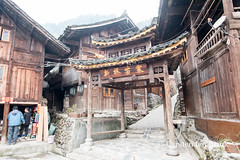 Datang village (10b travelling) Tags: 10btravelling 2016 asia asie asien carstentenbrink china chine chinese datang guizhou iptcbasic leishan miao prc peoplesrepublicofchina qiandongnan southwest province southernchina tenbrink village 中华人民共和国 中国