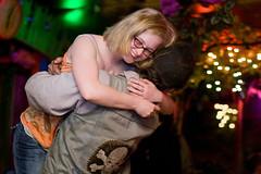 Miranda.Party.13.jpg (Jeremy Caney (previously Tyrven)) Tags: hug tacoma bobsjavajive denim skull birthdayparties crossbones blondehair parties glasses mirandasbirthdayparty washington jollyroger miranda