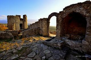 Al calar della sera (Castello di Cleto Cs)