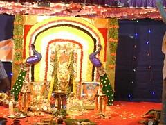 20141123_151045 (bhagwathi hariharan) Tags: ganpati ganpathi lordganesha god nallasopara nalasopara pooja idols