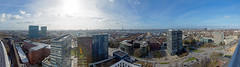 Hamburg Skyline (The Kopf System) Tags: berliner tor 7 haw sony a77 sal1650 28 hamburg panorama hamburgerfotofreaks