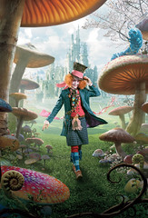 The Mad Hatter (adenry) Tags: mad hatter madhatter alice wonderland tim burton johnnydepp poster remake recration cosplay costume portrait