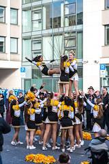 Frankfurter Fastnachtszug 2017 (Markus Machner) Tags: frankfurter fastnachtszug 2017 karneval fasching cheerleader pirates