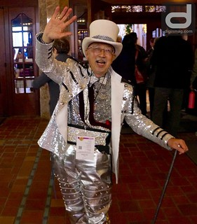 Cinequest Film & VR Festival 2017: Friendly and animated festival greeter