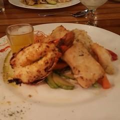 Mmmm. Seafood!