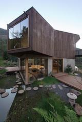 El Maqui House от GITC Arquitectura в Чили
