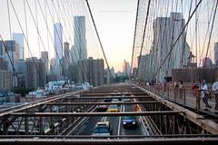 BROOKLYN BRIDGE - NYC (Pablo C.M    BANCOIMAGENES.CL) Tags: nyc bridge usa ny newyork brooklyn puente brooklynbridge nuevayork eeuu