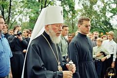 104. Consecration of the Dormition Cathedral. September 8, 2000 / Освящение Успенского собора. 8 сентября 2000 г