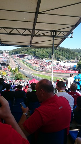 Belgian GP Race Day
