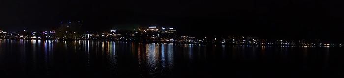 大邱壽城池音樂噴泉 Suseong Lake (2).JPG