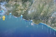 DSC_0268 (L.Karnas) Tags: sea beach strand de island islands spain mediterranean playa menorca cala spanien minorca cavalls balearic inseln mittelmeer cam galdana balearische