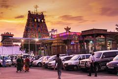 Parthasarathy Temple, Triplicane, Chennai (madhumitha.raghavan) Tags: india peace chennai devine indiantemple triplicane parthasarathytemple templesofindia nammachennai
