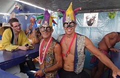 2015-09-01 Burning Man (208) (MadeIn1953) Tags: bar desert nevada burningman blackrockcity event brc bm tutu blackrockdesert 2015 celestialbodies tututuesday 201509 bm2015 burningman2015 brc2015 carnivalofmirrors 20150901