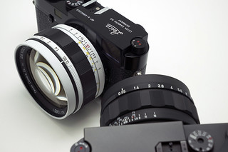 Canon 50mm 0.95 'Storm Trooper' & 'Stealth' editions