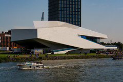 _DSC6802 (durr-architect) Tags: building eye water amsterdam boat high ship harbour rise banks ij