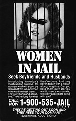 women in jail seek boyfriends (Al Q) Tags: women phone jail service