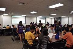 "WICS Week 1: 1st General Meeting & Mentorship Mixer 9/30/15 • <a style=""font-size:0.8em;"" href=""http://www.flickr.com/photos/88229021@N04/21736016490/"" target=""_blank"">View on Flickr</a>"