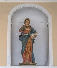 Sicignano degli Alburni (SA), 2015, Itinerari del buon vivere lungo la Via Popilia: Castelluccio Cosentino, la Chiesa di San Vincenzo Ferreri.