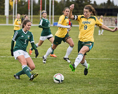 AE3R9764 (Don Voaklander) Tags: woman college sports sport female women university edmonton soccer varsity cis pandas unbc intercollegiate womens canada west field university universityofnorthernbritishcolumbia canadian alberta sport voaklander foote donvoaklander