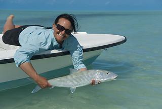 Bahamas Bonefishing - Andros Island 29