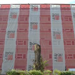 327 (antekatic365) Tags: building tree site nikon cut croatia zagreb hrvatska ante katic cvjetno naselje baumit d3100