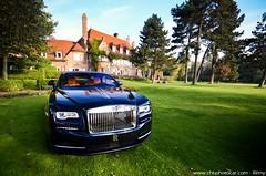 Rolls-Royce Dawn - Zoute Grand Prix 2015 (Rmy | www.chtiphotocar.com) Tags: car golf dawn photo nikon sigma rr convertible grand rollsroyce prix event knokke british concours luxury sportscar lightroom heist 2015 delegance zoute