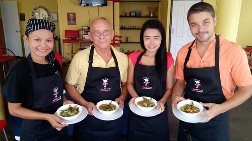 Hua Hin Thai Cooking Academy #8