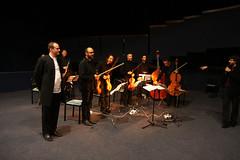 L'Orchestra del Festival accompagna le immagini di Sherlock Jr di Buster Keaton