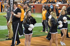 DSC_0305 (bgresham67) Tags: dance cheerleaders dancers tennessee dancer vanderbilt cheer cheerleader cheerleading vandy vanderbiltcheer