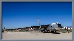 Stratofortress NB-52A (Sugardxn) Tags: arizona southwest museum photoshop canon airplane flying frames tucson space military air flight az nasa frame b52 x15 pimaairandspacemuseum rocketplane 0003 picswithframes canoneos7d canon7d balls3 thehighandmightyone sugardxn garypentin
