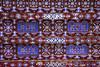 Cairo Northern Cemetery Khanqah of Sultan al-Ashraf Barsbay (1432) Ceiling Detail (3) (Bruce Allardice) Tags: egypt cairo northerncemetery easterncemetery tombsofthecaliphs khanqah sultanalashrafbarsbay sultan alashraf barsbay mamluk paintedceiling ceiling circassian burji