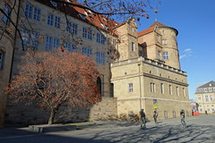 Old Castle - Stuttgart, Germany (Rodrigo P.C.) Tags: travel fall germany europa europe stuttgart viagem outono alemanha estugarda