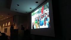 PRC Lecture: Mike Mandel & Chantal Zakari, The State of Ata (PRCBoston) Tags: boston prc bostonuniversity smfa mikemandel photographicresourcecenter schoolofthemuseumoffineartsboston prclectures baseballphotographertradingcards