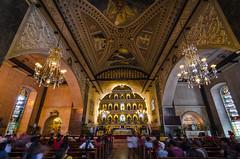 Basilica del Santo Nio (J Labrador) Tags: church architecture hall interior basilica philippines indoor ceiling historic cebu stonino placeofworship basilicadelsantonio