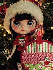 "BaD - 19.12.15 - Christmas Card - ""We've made cards looking like Christmas bulbs."""