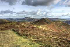 The Shropshire Hills & Wenlock Edge