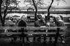 Who's calling us? (The Ultimate Photographer) Tags: girls run santarun santafunrun christmas groupofgirl streetphotography theultimatephotographer fivegirls five bench sittingonbench maldon essex 2016 drf race racing finishline