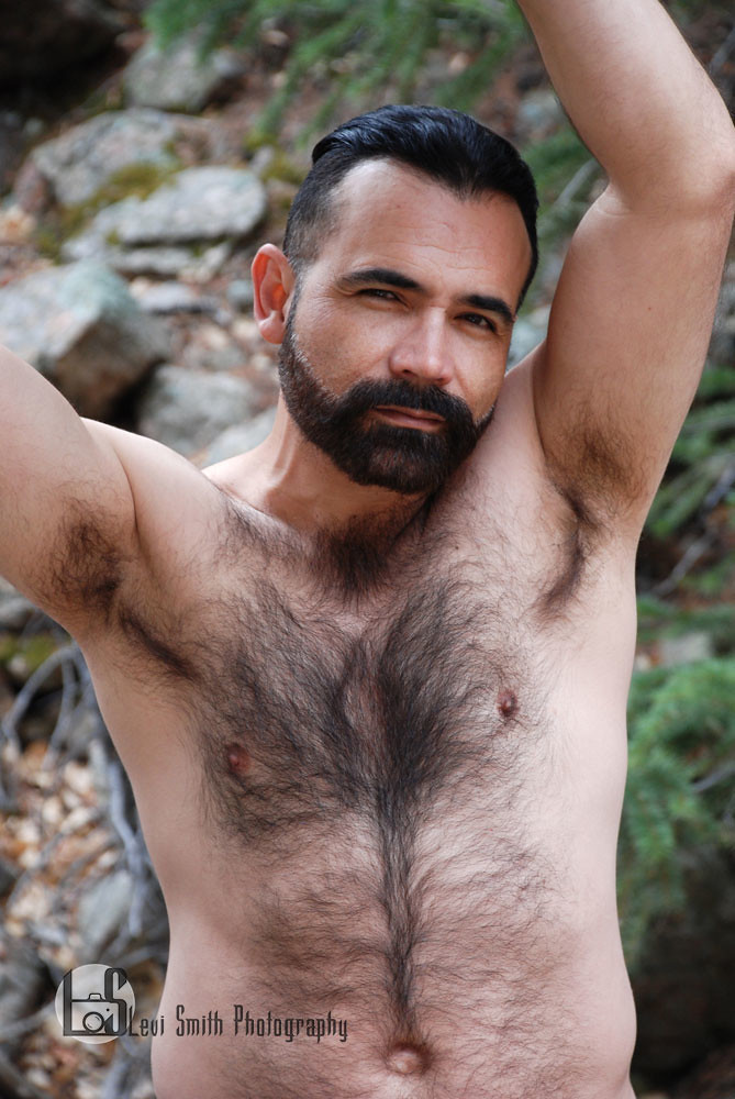 Can look Latino men hairy naked message