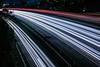 macarthur boulevard, adams point exit (pbo31) Tags: california nikon d810 color january 2017 winter bayarea boury pbo31 black lightstream motion traffic 580 highway roadway over oakland eastbay alamedacounty exit ramp overpass night dark adamspoint grandlake infinity