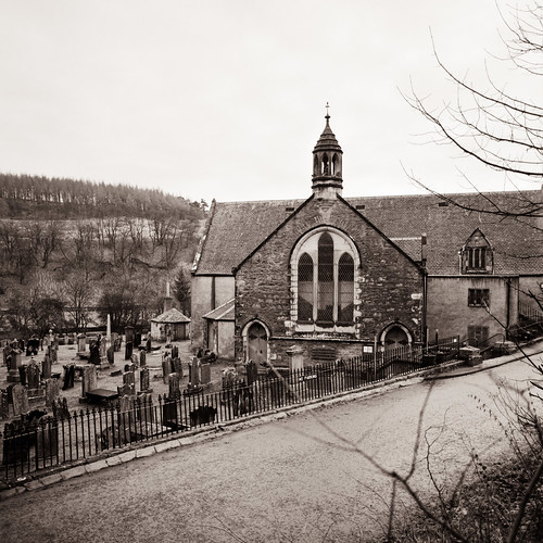 Mortlach Parish Church